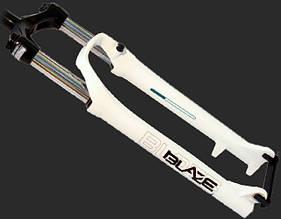 "Вилка RST Blaze T 29"" 1-1/8"" 100mm White"