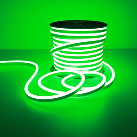 Neon двойная Green