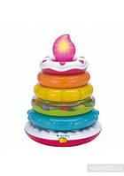 Развивающая игрушка WinFun Пирамида (0730 NL)