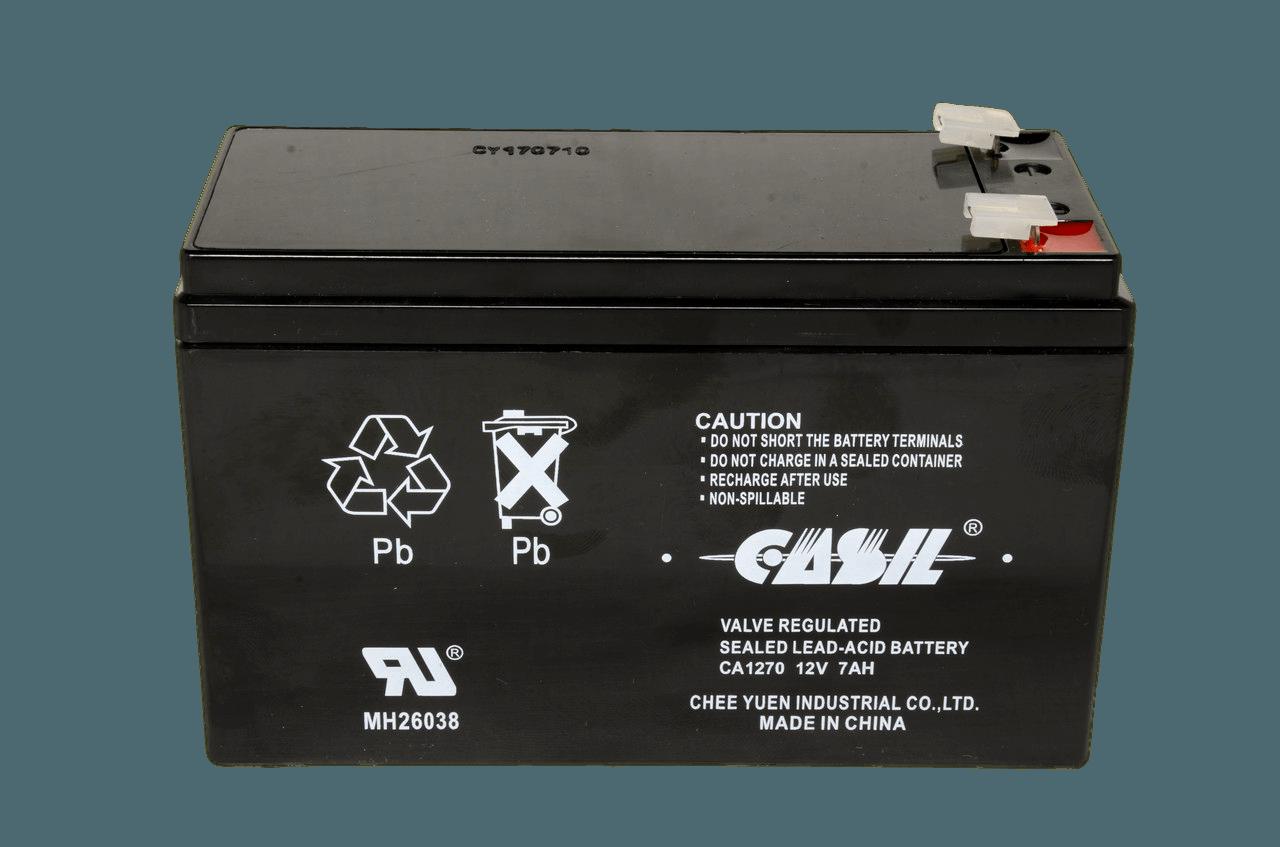 Свинцово-кислотный аккумулятор Casil CA1290  (12V,9Ah