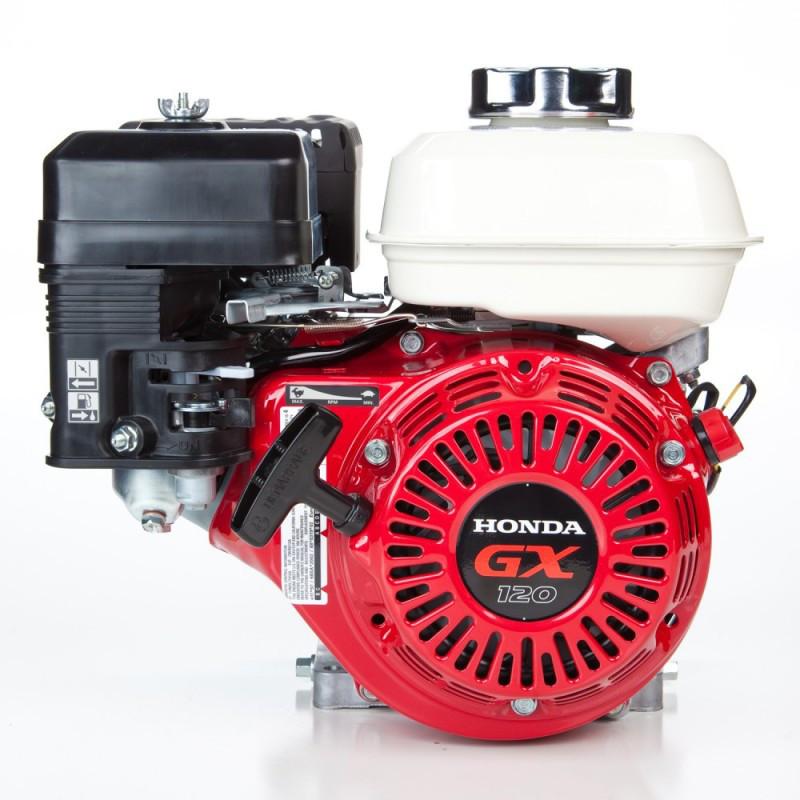Двигатель бензиновый Honda GX120UT2 SX4 OH (3,5 л.с., шпонка)