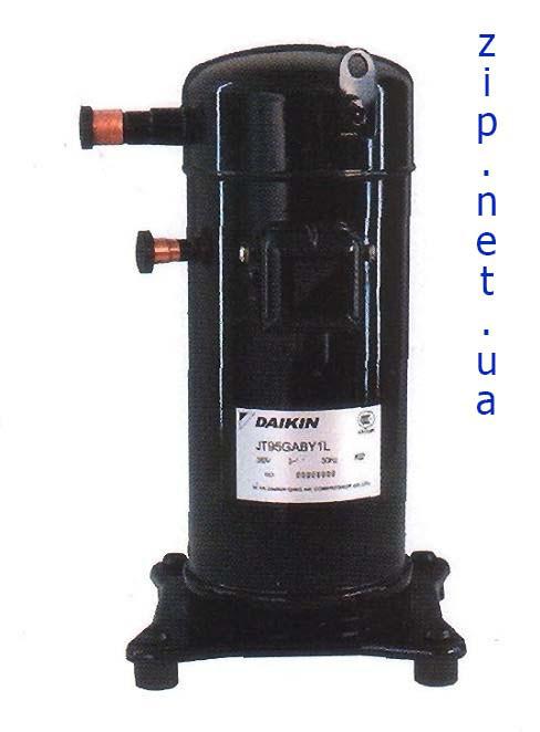 Компрессор DAIKIN JT236DAYE  (90.672BTU) R404A,R407C,R134a