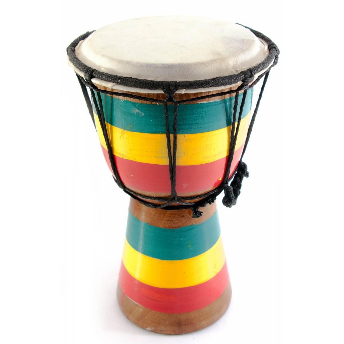 Барабан африканский ручной Раста