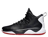 e00b611f Мужские кроссовки Air Jordan Super.Fly MVP L Alligator Black/White ...