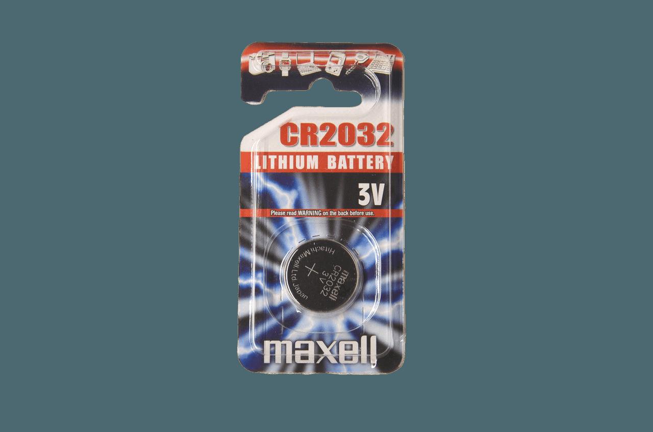 Батарейка Maxell CR2032