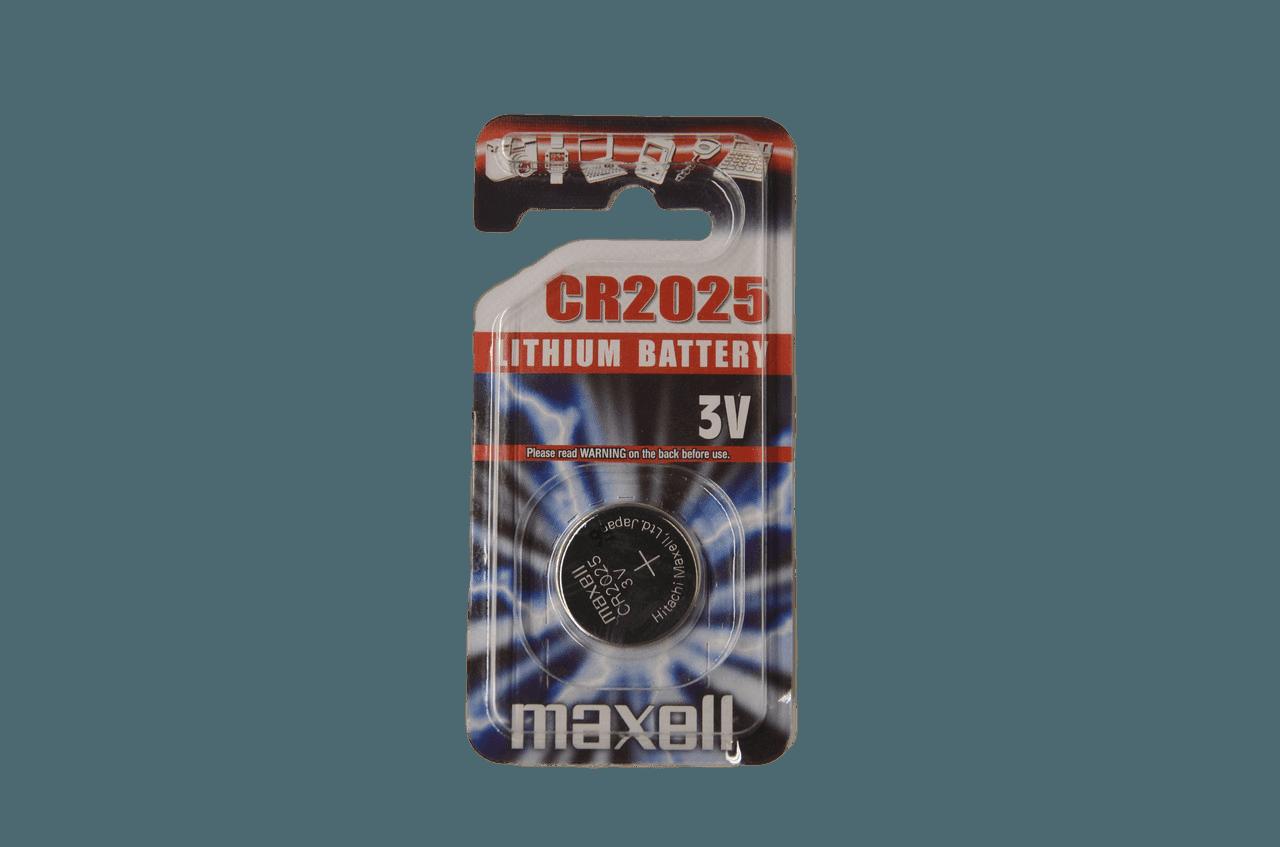 Батарейка Maxell CR2025