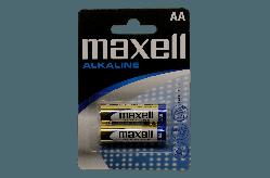 Батарейка Maxell LR6 2 шт. BLISTER