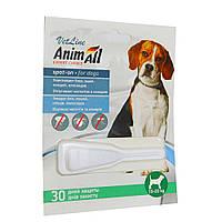 AnimAll (Енімал) VetLine spot-on краплі протипаразитарні для собак, вага 10-20 кг