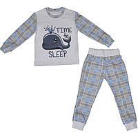 Пижама Кит детская для мальчика