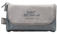 Мужская косметическая дорожная сумка David Beckham