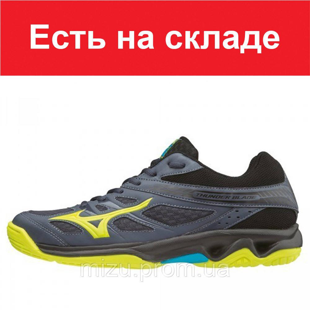 кроссовки для волейбола мужские Mizuno Thunder Blade в категории