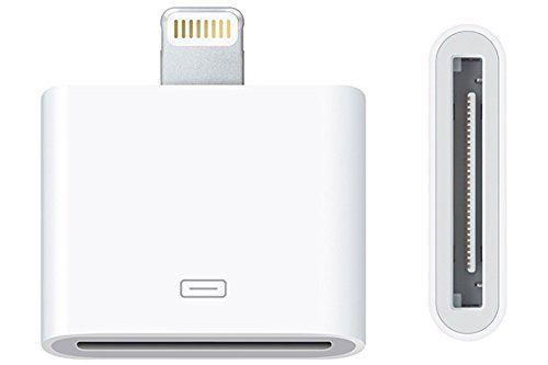 Адаптер переходник iPhone 4 30pin to 8pin Apple Adapter (Китай) зарядка и данные, фото 1