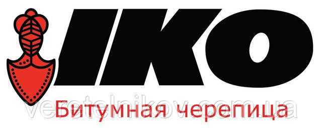 """Состав битумной черепицы """"IKO""""."""