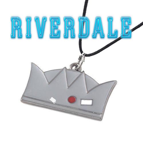 Кулон шапка корона Джагхеда Джонса Ривердэйл Riverdale