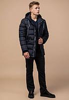 Braggart Aggressive 11726H   Куртка на зиму темно-синяя, фото 1