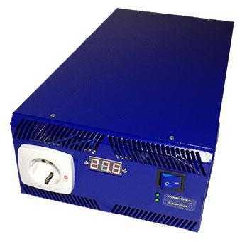 ИБП Бесперебойник ФОРТ FX25S 1600Вт/24В  (Чистая синусоида)