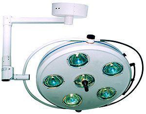 L2000 6-II- шестирефлекторный потолочный бестеневой светильник