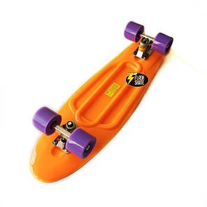 "Zippy Board Nickel 27"" Orange - Оранжевый 68 см, фото 2"