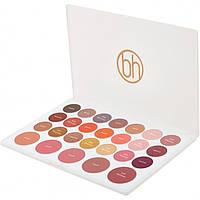 Палитра нейтральных оттенков Nouveau Neutrals - 26 Color Shadow & Blush Palette BH Cosmetics Оригинал, фото 1