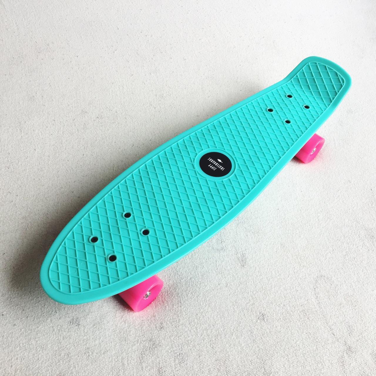 "Zippy Board Nickel 27"" Biruza - Бирюзовый 68 см"