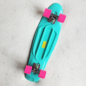 "Zippy Board Nickel 27"" Biruza - Бирюзовый 68 см, фото 2"