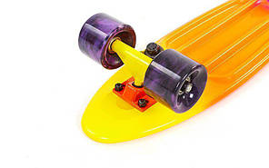 "Fish Skateboards  Dusk 22"" - Закат 57 см Multicolor, фото 3"