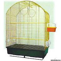 Клетка для птиц Greta light Gold 71*39*94 см раздвижная крыша