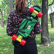 "Zippy Bag 22"" Green - Зеленая Сумка для пенни"