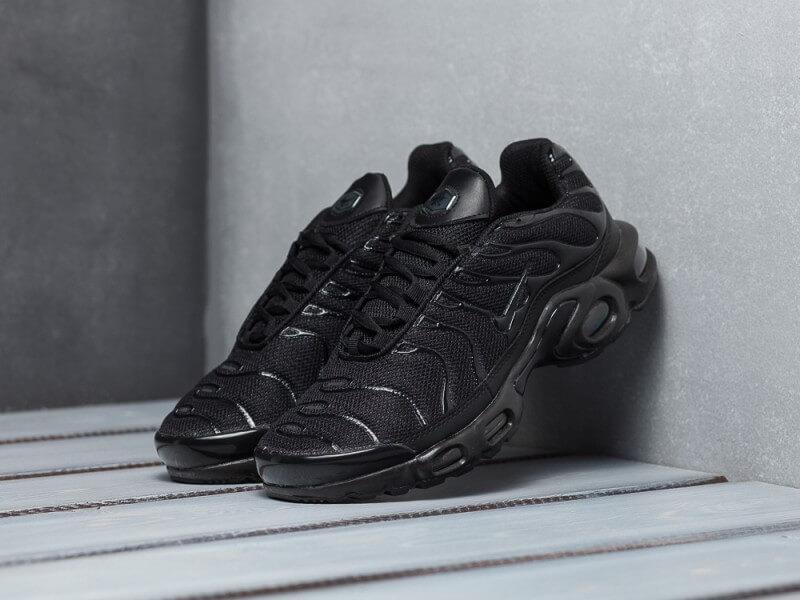 fa9548a4dfe2 Кроссовки Nike Air Max Tn Plus All Black - Интернет магазин обуви «im-РоLLi
