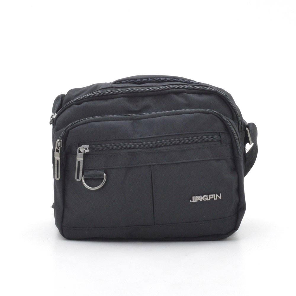 Мужская сумка черная