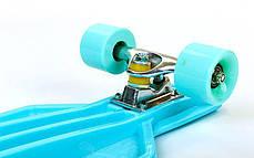 """Пластиковый Лонгборд пенни фрирайд 29"""" - Бирюзовый 72.5 см, фото 3"""