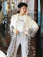 Женский модный вязаный кардиган (расцветки), фото 1