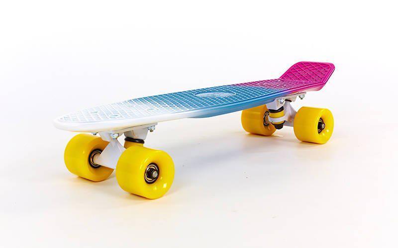 "Fish Skateboards  Yogurt 22"" - Йогурт 57 см Multicolor"