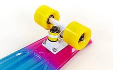 "Fish Skateboards  Yogurt 22"" - Йогурт 57 см Multicolor, фото 3"