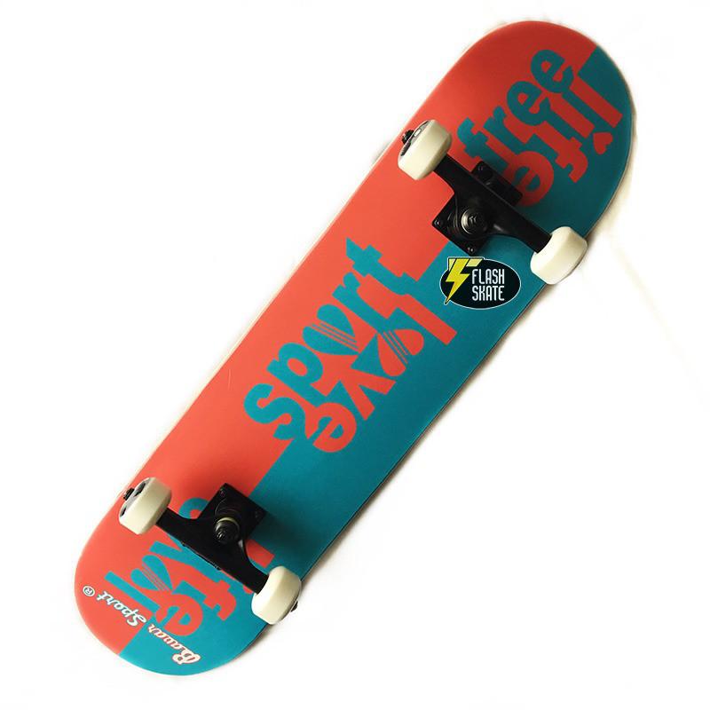 Скейтборд деревянный Bavar 79 см - Free Life скейт
