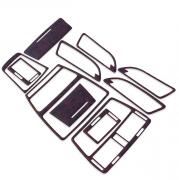 Тюнинг накладки салона Skoda Octavia A5 (04-13)