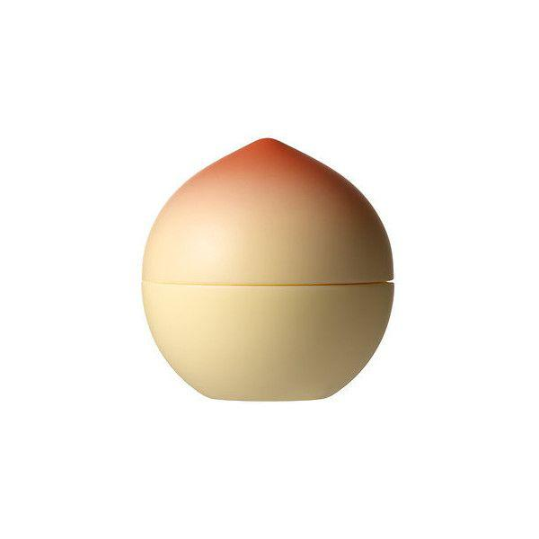 TONY MOLY Бальзам для губ Персик Mini Peach LIP Balm SPF15 7g
