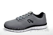 Мужские кроссовки Athletic Gray, (Атлетик), фото 2