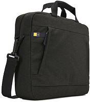 "Сумка для ноутбука Case Logic Huxton 14"" Attache HUXA114 - Black, фото 1"