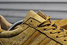 Кроссовки мужские коричневые Adidas Spezial Brown (реплика) , фото 2
