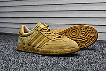 Кроссовки мужские коричневые Adidas Spezial Brown (реплика) , фото 3