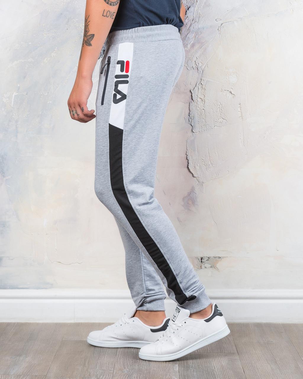 Мужские Спортивные штаны Fila 1a9480fa26bd1