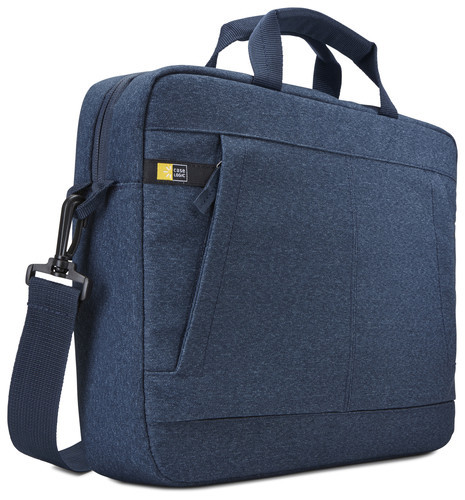 "Сумка для ноутбука Case Logic Huxton 14"" Attache HUXA114 - Blue"
