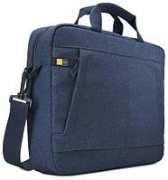 """Сумка для ноутбука Case Logic Huxton 14"""" Attache HUXA114 - Blue, фото 1"""