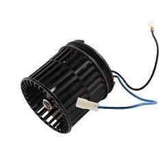 Электровентилятор отопителя ВАЗ-2110 с/о Luzar (электродвигатель в сборе с крыльчаткой на подшипнике) до 2003