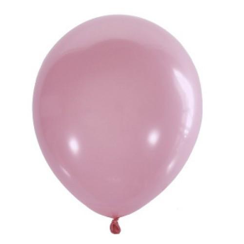 """Воздушный шар Мексика Latex Occidental 12"""" (30 см) Пастель PINK 007 (100 шт)"""