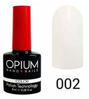 Гель-лак Opium 8 мл №002