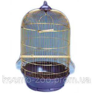 DIVA Gold полукруглая клетка для птиц, ЗК
