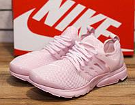 Кроссовки женские Nike Presto Air 10741 найк найки розовые реплика