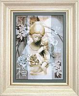 Набор для вышивки Чарівна Мить РК-036 «Маленькая фея»
